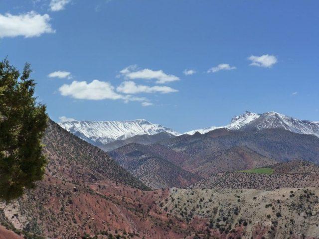 Aït Bouwli-la vallée des couleurs